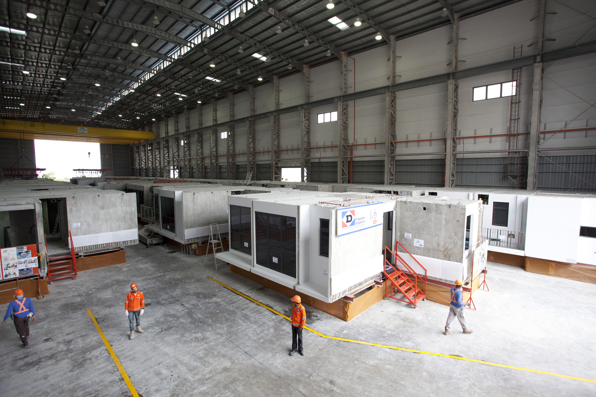 Dragages Singapore: 'Game-changer' in modular construction