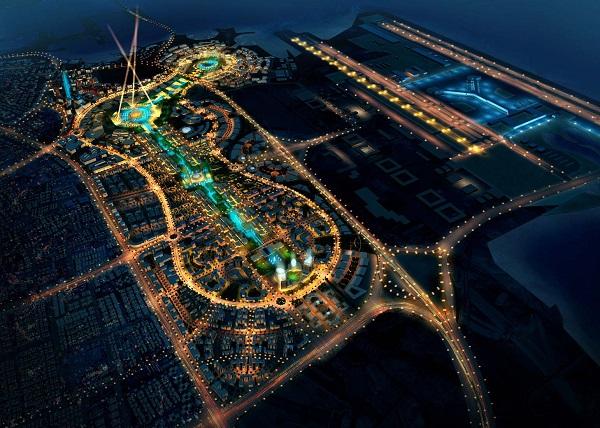 Al Sahan Airport City, Doha