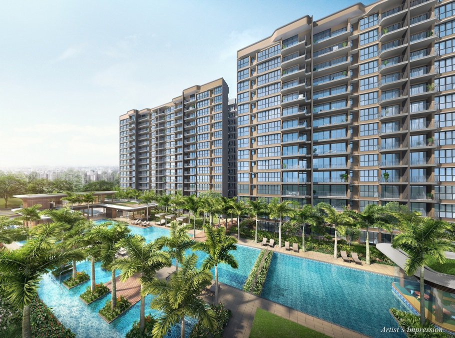 Hoi Hup's 531-unit Hundred Palms Residences executive condo was sold out in seven hours