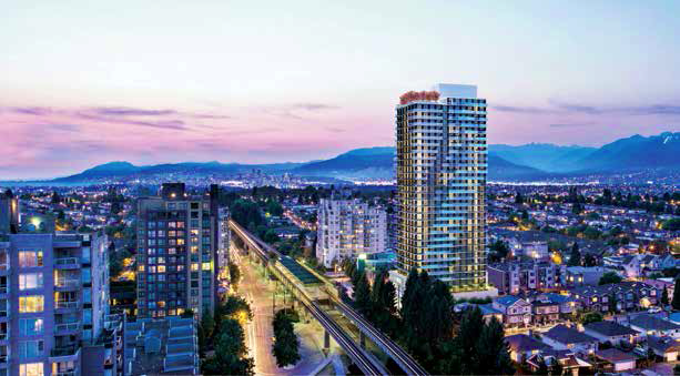 luxury residences in vancouver have global appeal