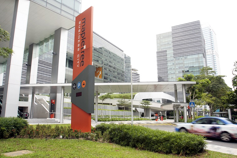 Mapletree Business City is a new commercial development that has added a buzz to the Pasir Panjang area