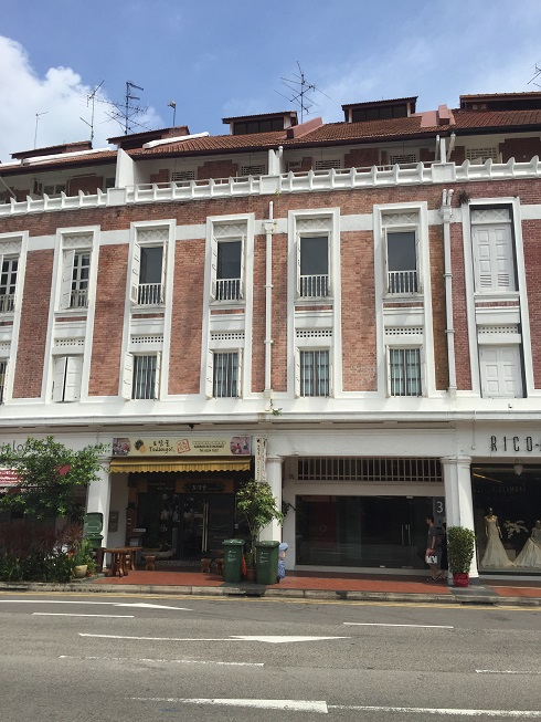 JLL brokered the sale of a pair of four-storey shophouses at 29 and 31 Tanjong Pagar Road for $21.8 million in April this year