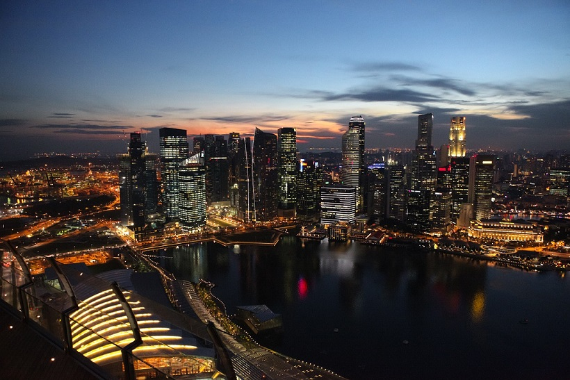 Singapore ranks better on affordability compared to Hong Kong.