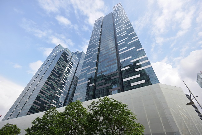 Asia Square Tower 2 - EDGEPROP SINGAPORE