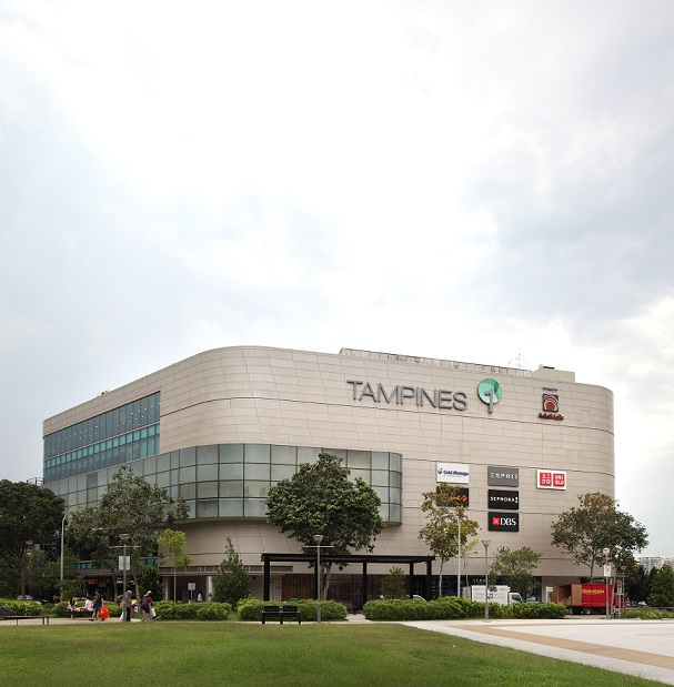 Tampines 1 in Tampines Central is also managed by AsiaMalls