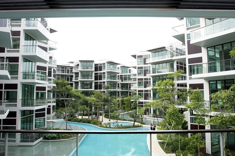 BELLE VUE RESIDENCES - Belle Vue Residences is a 176-unit, freehold development that was completed in 2010