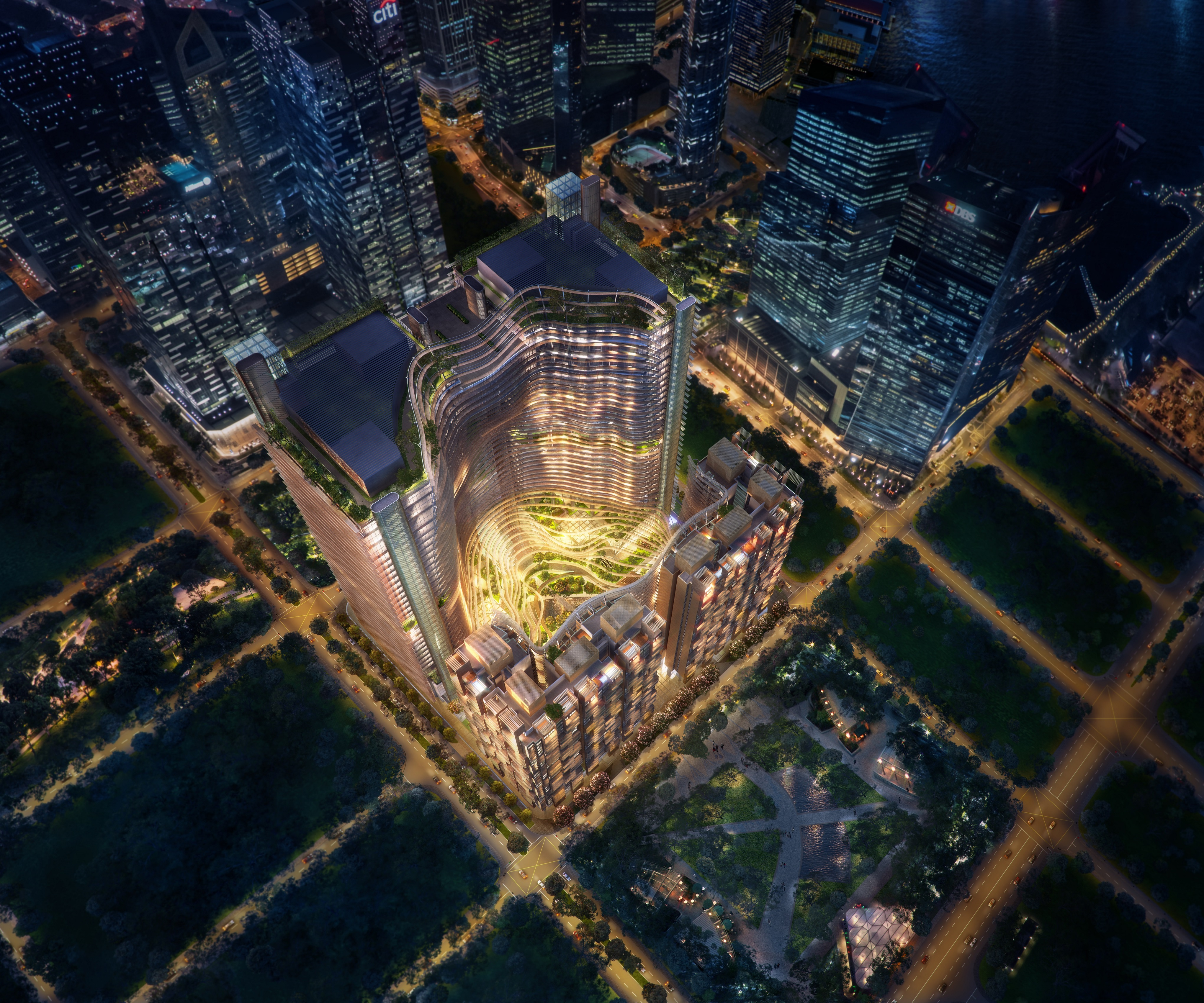 Marina One Residences was developed by M+S, a joint venture between Malaysia's Khazanah Nasional and Singapore's Temasek Holdings - EDGEPROP SINGAPORE