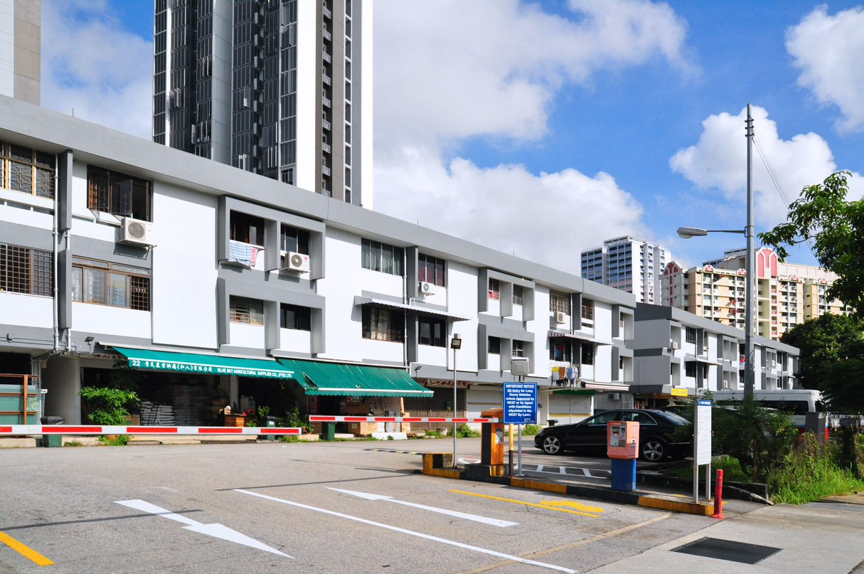PHOENIX ROAD - A row of 36 apartments with commercial shops on the first floor at 2/A-B to 24/A-B Phoenix Road has been sold for $42.6 million, or $630 psf per plot ratio