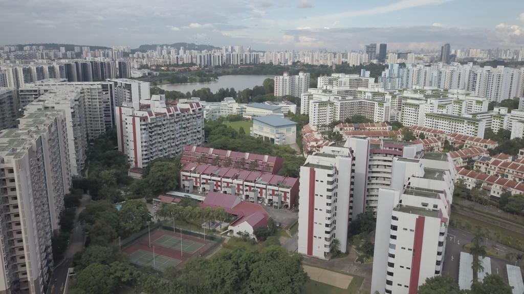 LAKEPOINT CONDOMINIUM - The 36-year-old condo was developed by Jurong Town Corporation in the 1980s