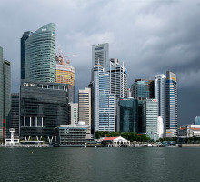 Rents for private sector office space decline 4.5% q-o-q - EDGEPROP SINGAPORE