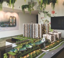 United Engineers to preview Dairy Farm Residences