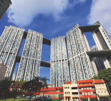Five-room unit at Pinnacle @ Duxton  sold for $1.08 mil - EDGEPROP SINGAPORE