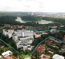 Site of former Mediacorp broadcast hub for sale at $260 mil - EDGEPROP SINGAPORE