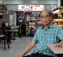 EDGEPROP SINGAPORE - Loo: It's hard to find a good coffee shop. It doesn't mean that if you feel like buying a coffee shop, you can just go out and buy one. It's not that easy to find (Photo: Samuel Isaac Chua/EdgeProp Singapore)