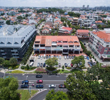 Siglap Shopping Centre up for collective sale at $120 mil - EDGEPROP SINGAPORE