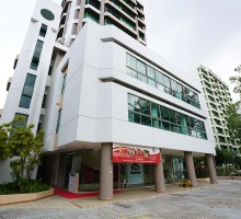 Commercial block along Serangoon Road up for sale
