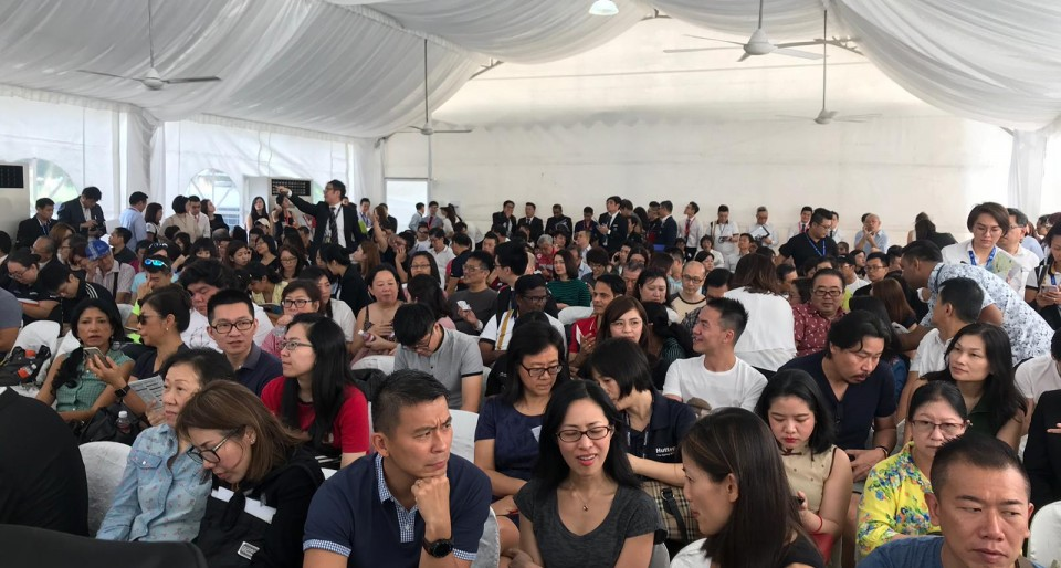 Kent Ridge Hill Residences: 110 units sold on first day of launch - New launch property news