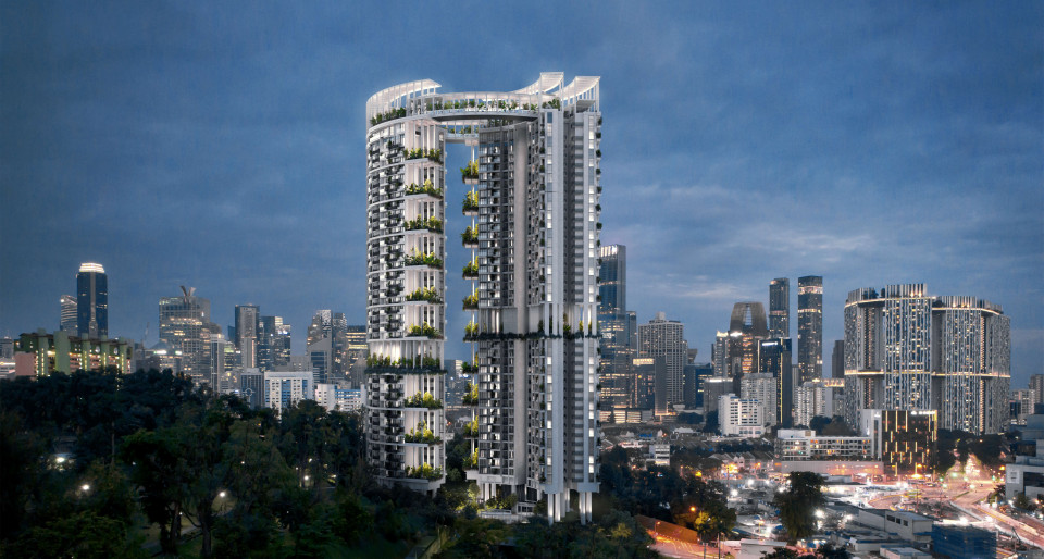 One Pearl Bank public preview draws thousands - New launch property news