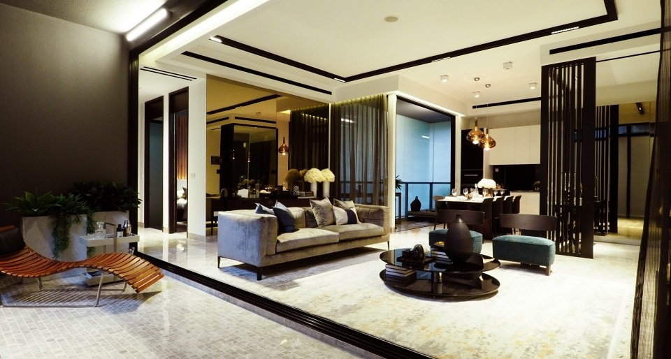 Martin Modern offers luxury with a twist