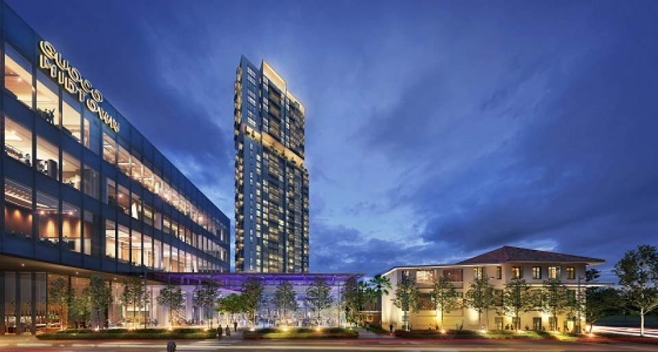 GuocoLand launches Midtown Bay on Oct 5 - New launch property news