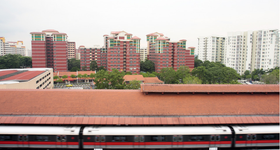 Does the MRT network affect private non-landed residential rents? - New launch property news