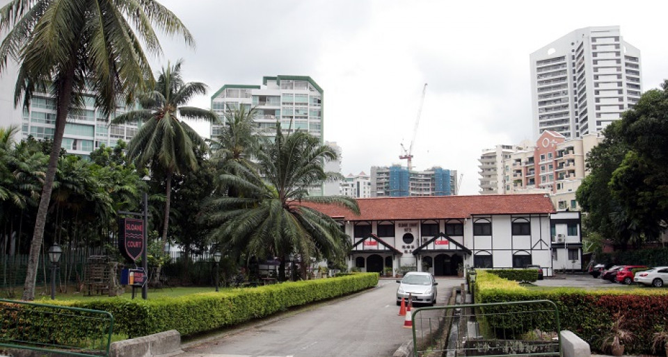 Tiong Seng awarded $28.9 mil contract for Balmoral Road condominium - New launch property news