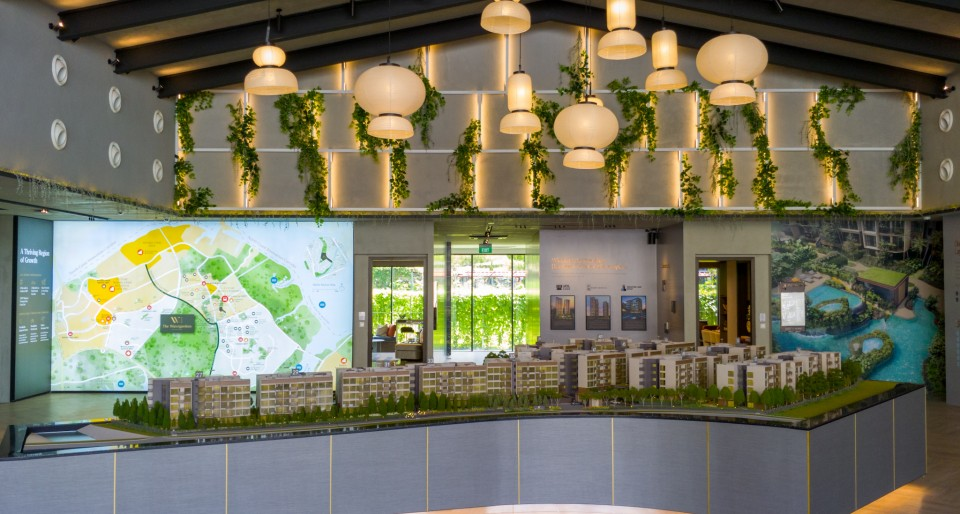 UOL to preview Watergardens at Canberra on July 17; prices start from $1,380 psf - New launch property news