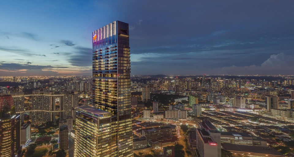 Wallich Residence catalysing the creation of a new prime district - New launch property news