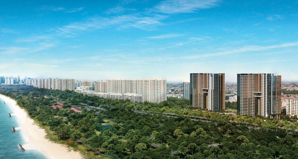 Seaside Residences — catalyst for change in the East Coast - New launch property news