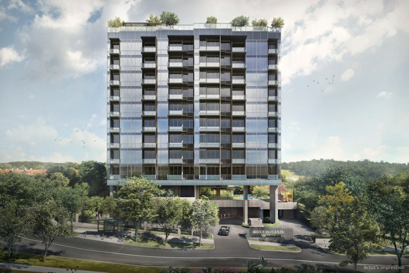 BUKIT BATOK - Mont Botanik Six units at the project were sold since its launch at an average price of $1,819 psf - EDGEPROP SINGAPORE