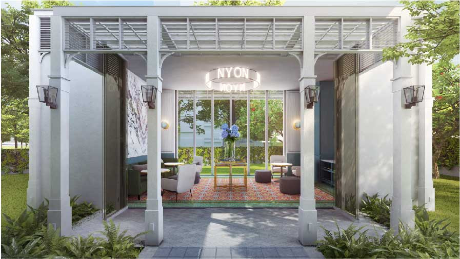Nyon - New Launch Apartment 2021 1