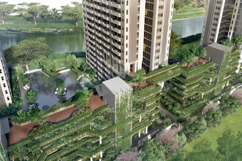 The Tre Ver - New Launch Condominium 2021 1