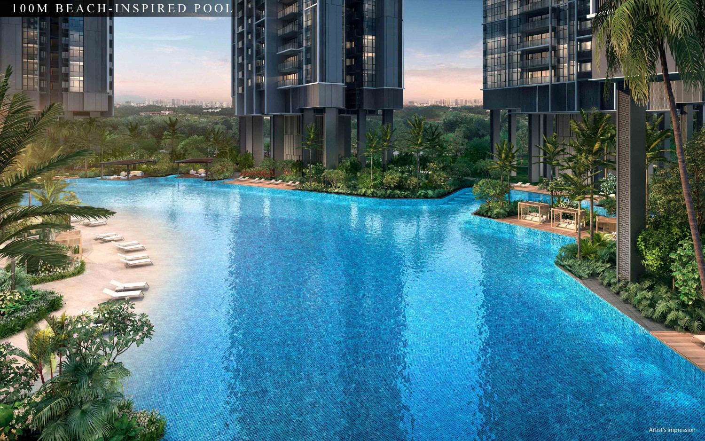 Parc Clematis - New Launch Apartment 2021 21