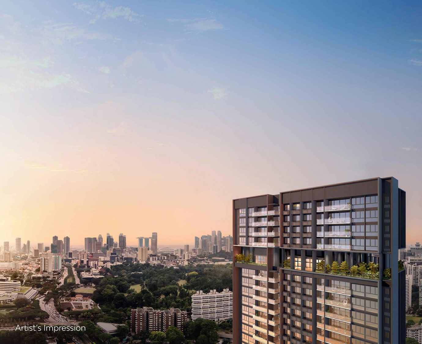 The Atelier - New Launch Apartment 2021 1