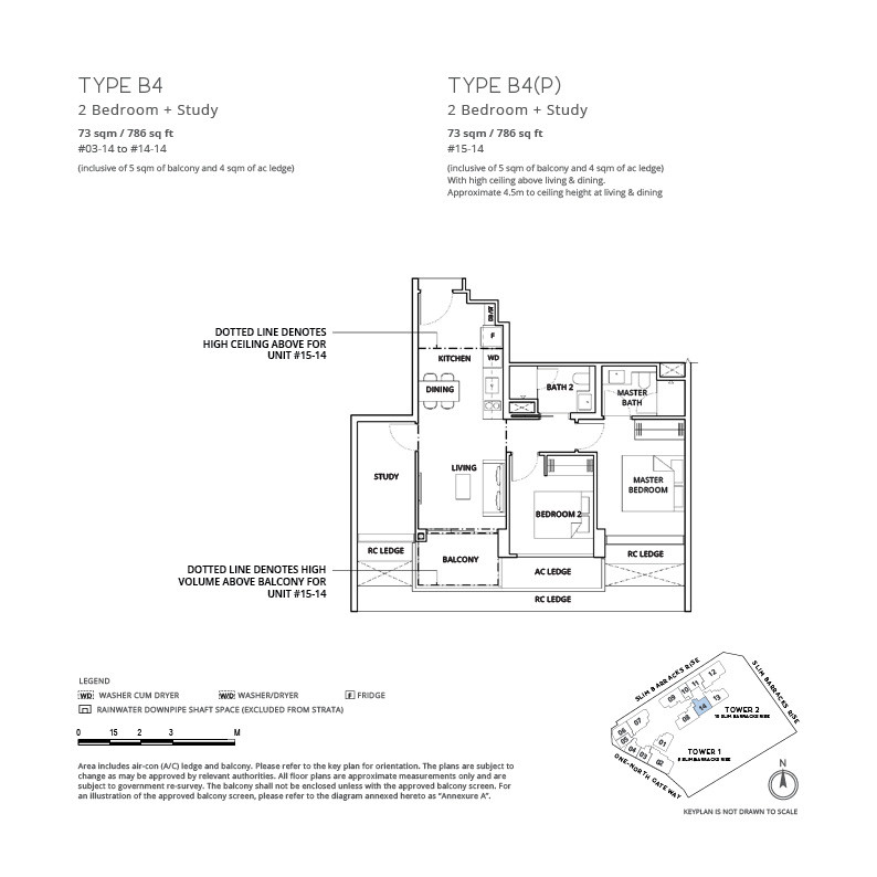One-north Eden - Floor Plan 24