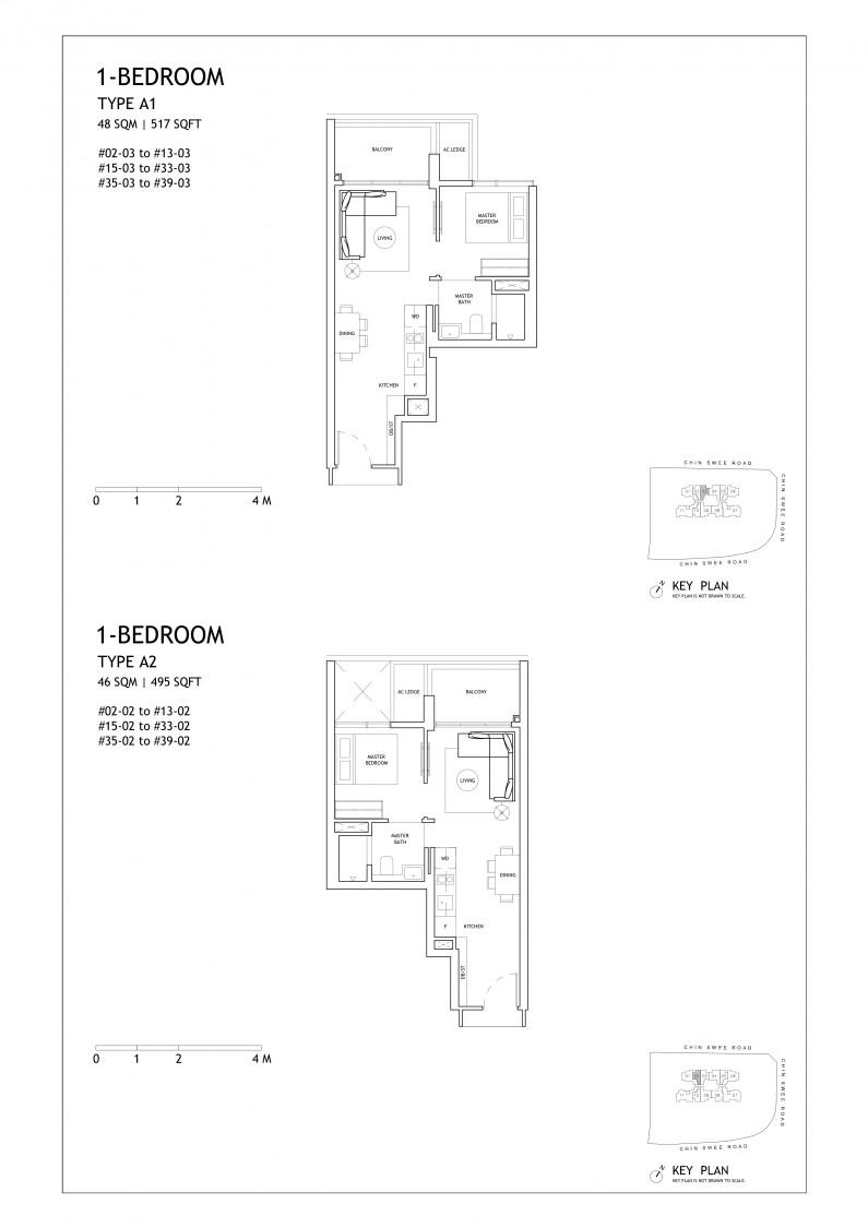 The Landmark - Floor Plan 10