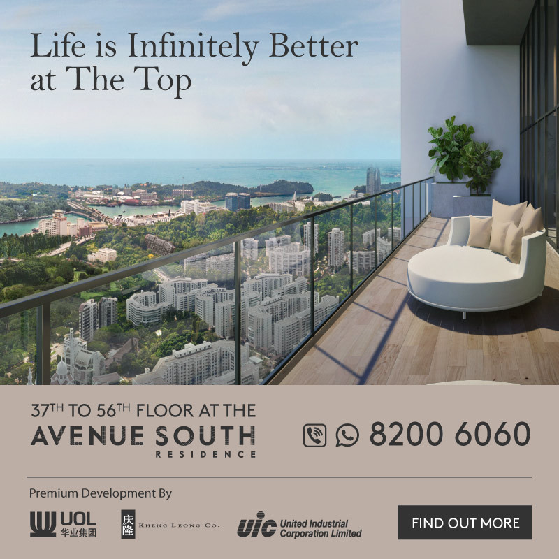 Avenue South Residence - New Launch 2021