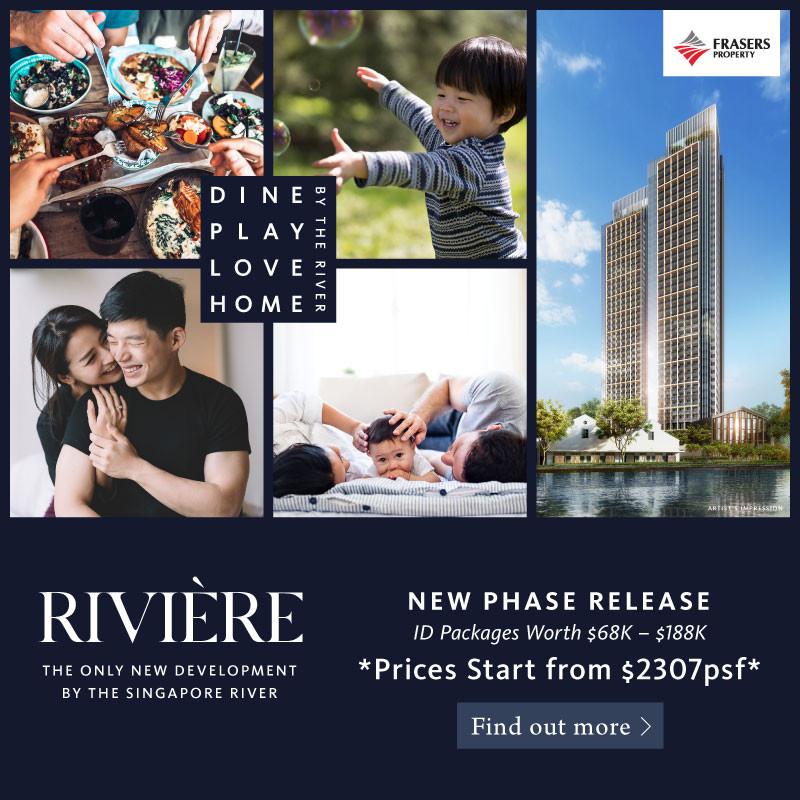 Rivière - New Launch 2020