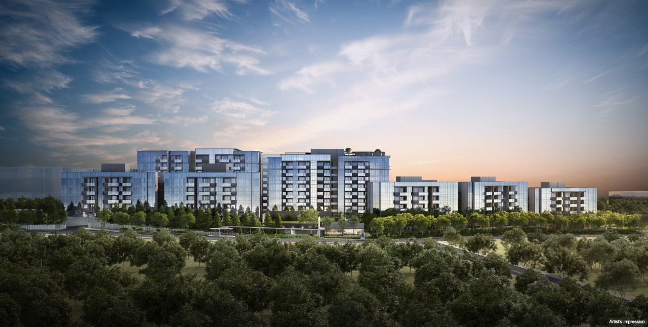 Forett At Bukit Timah - New Launch Apartment 2021 2