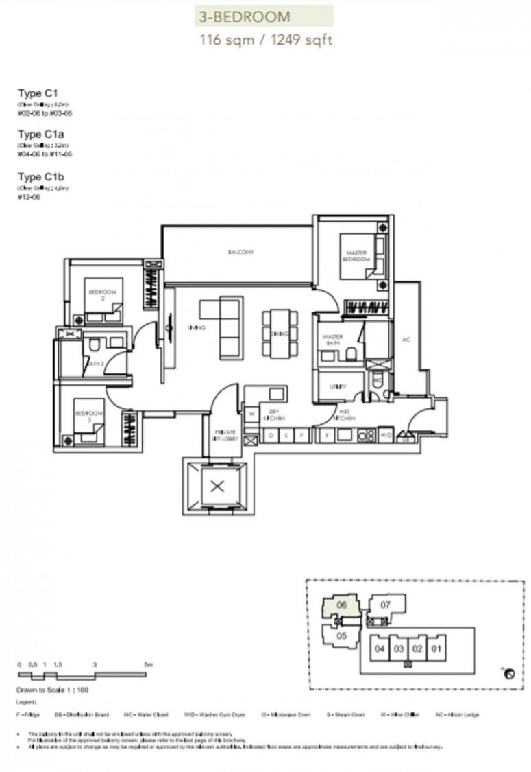 Sloane Residences - Floor Plan 12