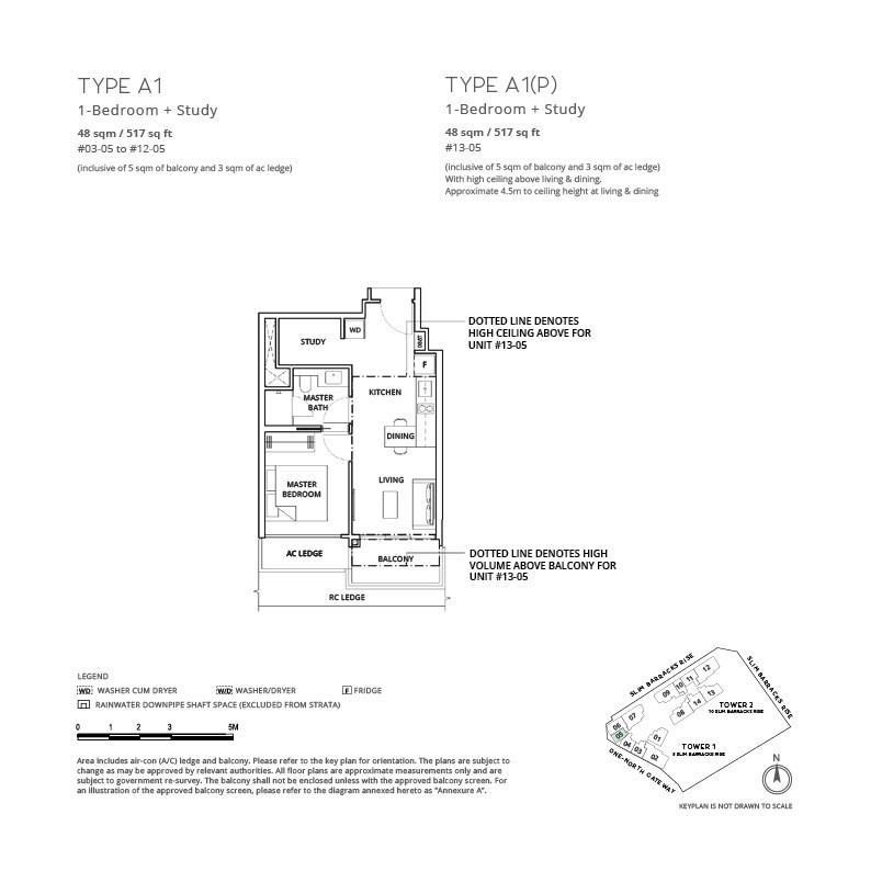 One-north Eden - Floor Plan 19