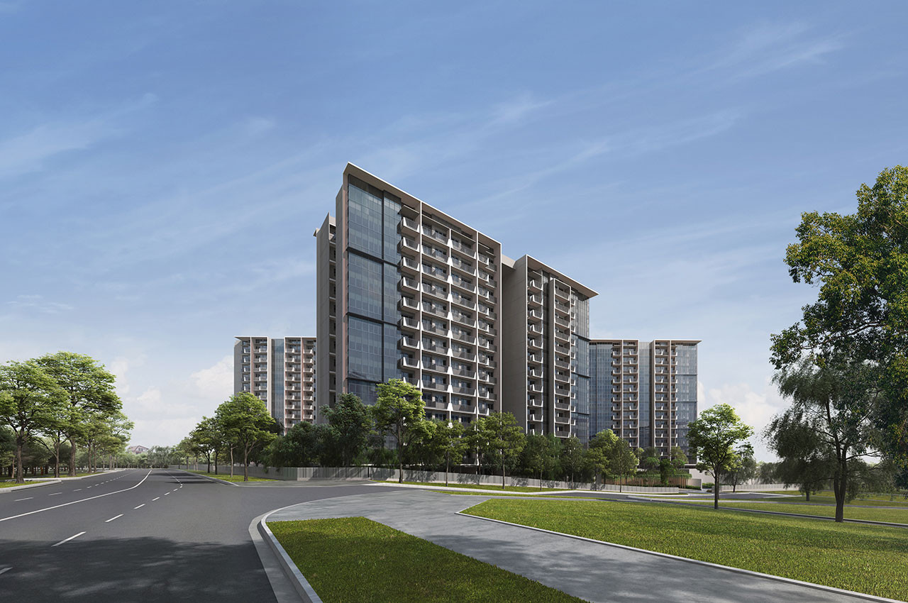 The Garden Residences - New Launch Apartment 2021 4