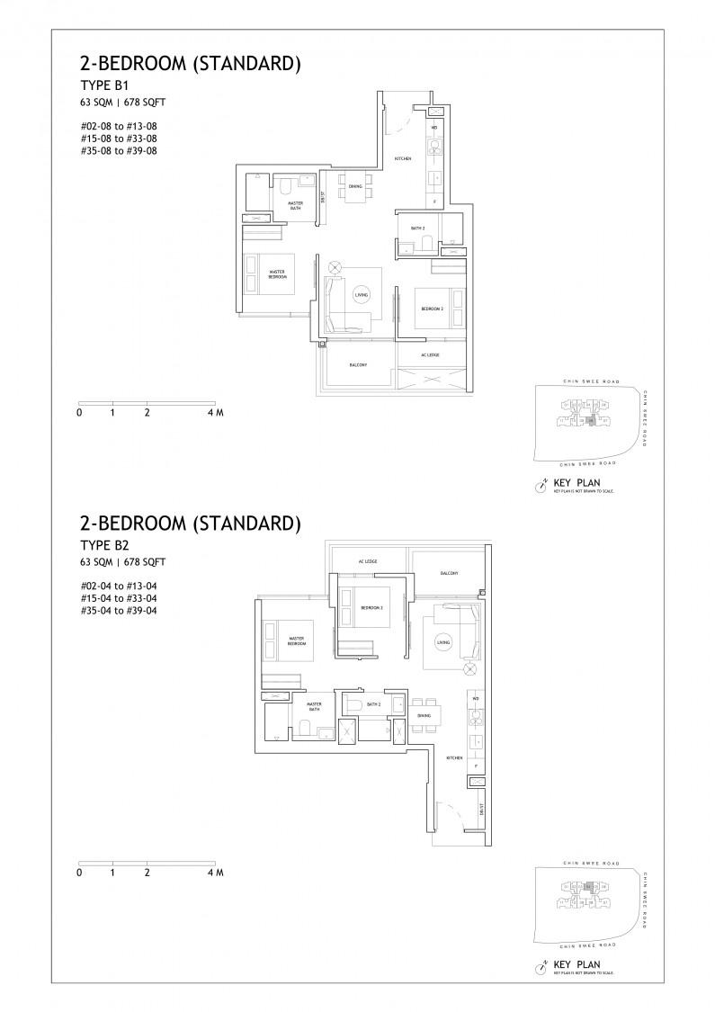 The Landmark - Floor Plan 12