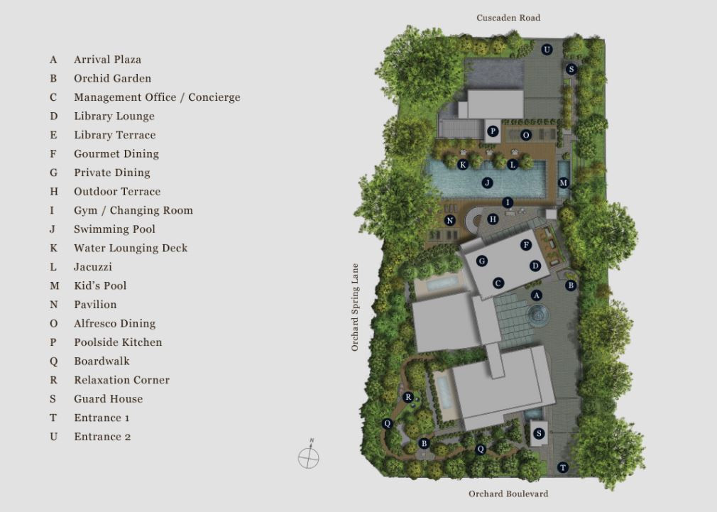 3 Orchard By-the-park - New Launch Condominium 2021 7