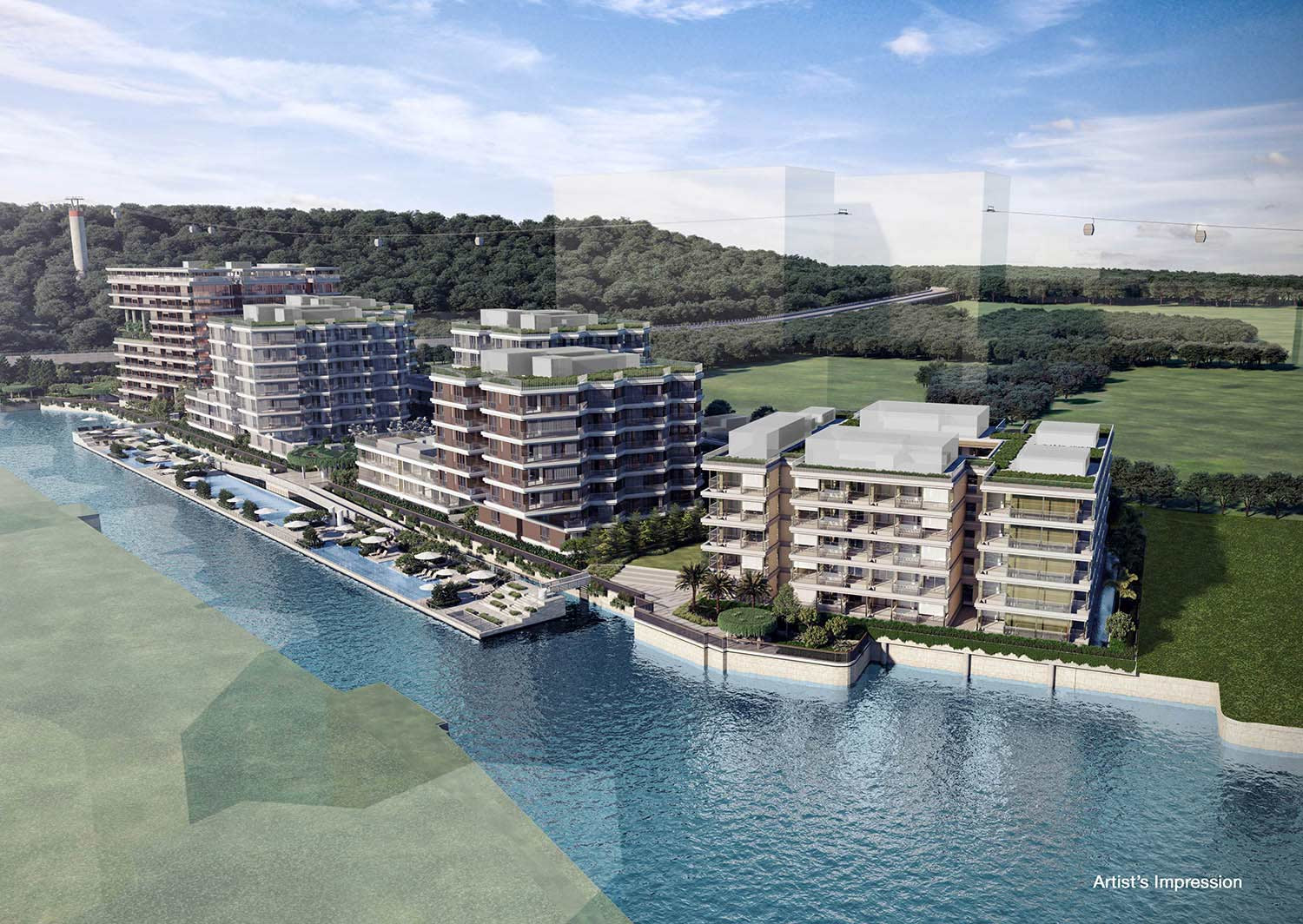 The Reef At King's Dock - New Launch Condominium 2021 4