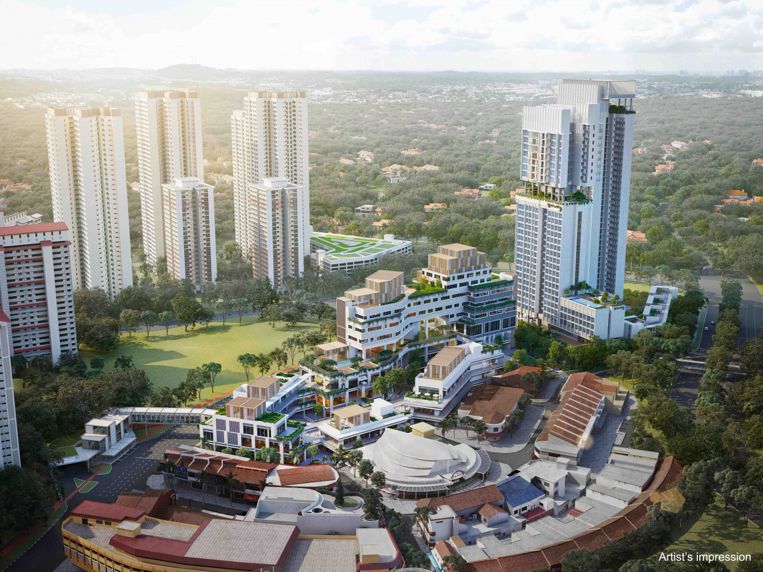 One Holland Village Residences - New Launch Apartment 2021 6