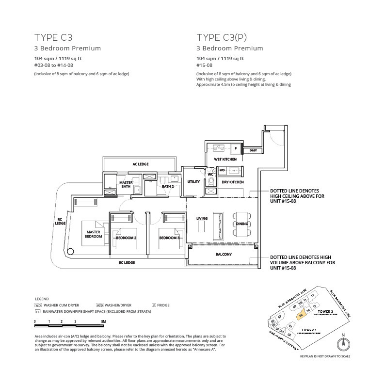 One-north Eden - Floor Plan 29
