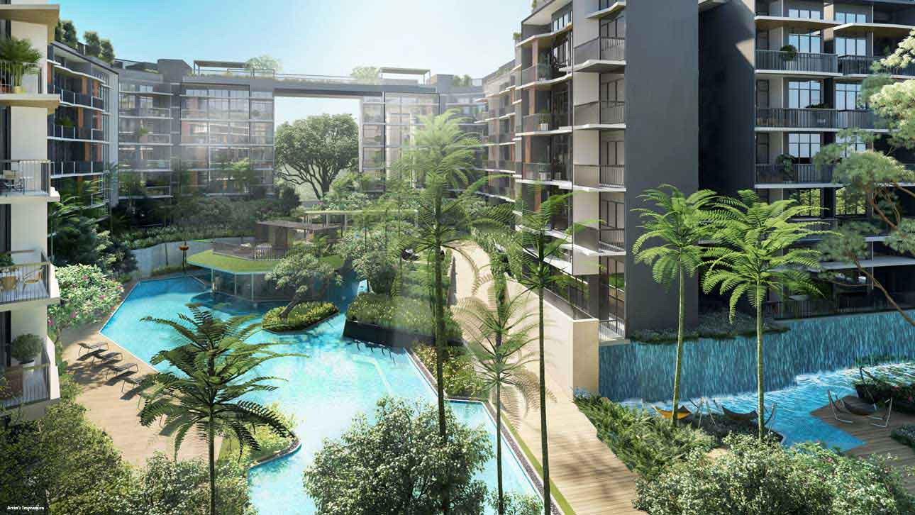 Daintree Residence - New Launch Condo 2021 5
