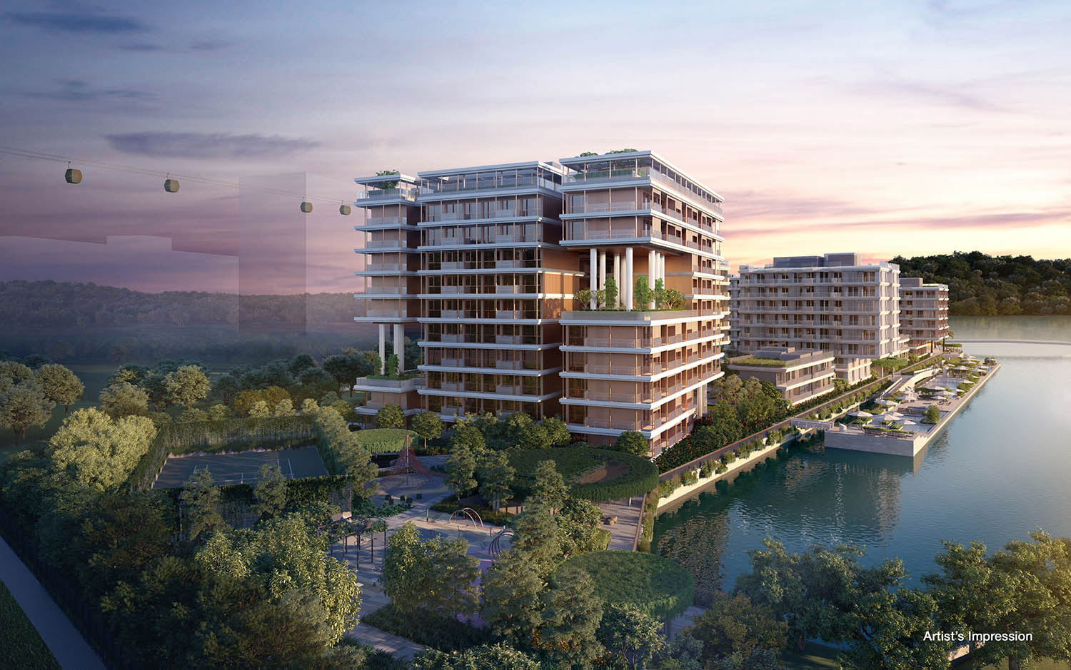 The Reef At King's Dock - New Launch Condominium 2021 8