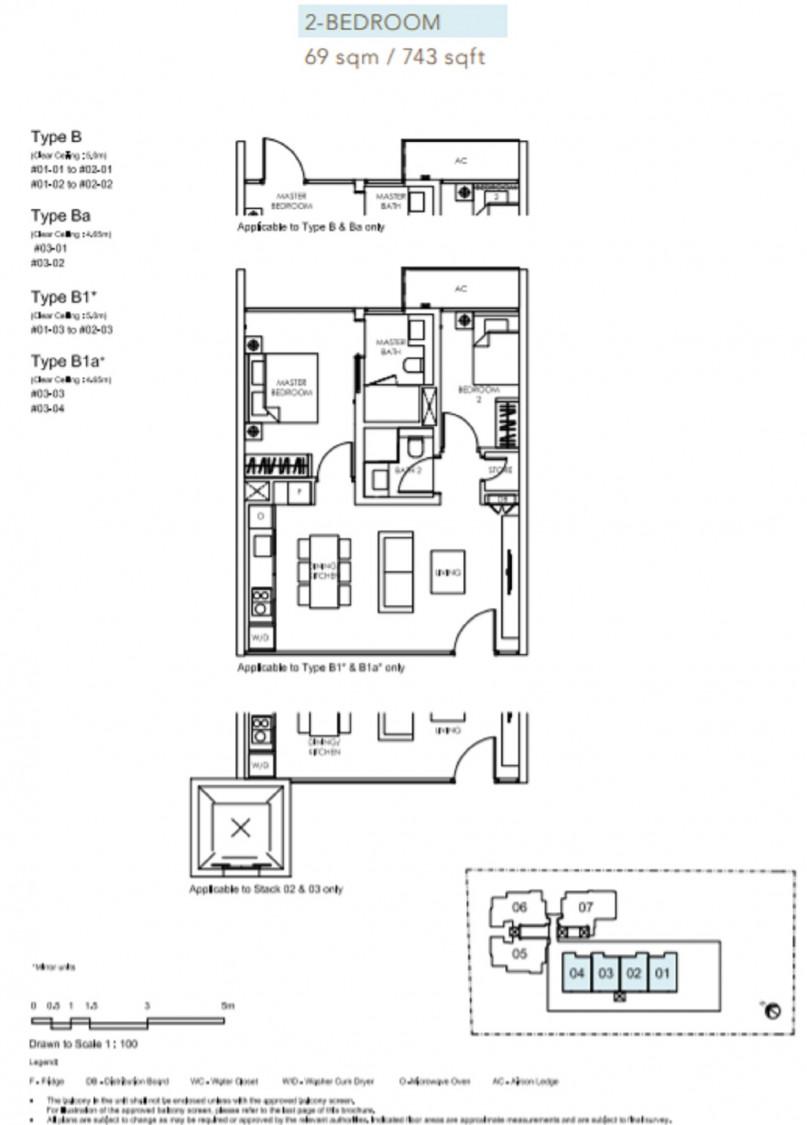 Sloane Residences - Floor Plan 11